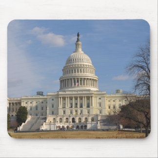 Washington DC Capitol Hill Building Mouse Pad