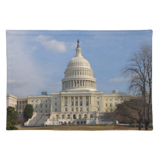Washington DC Capitol Hill Building Placemat