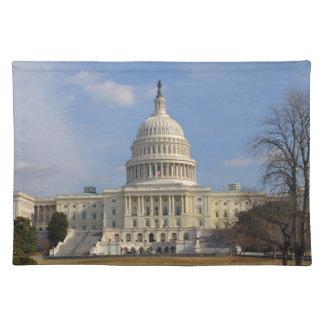 Washington DC Capitol Hill Building Placemats