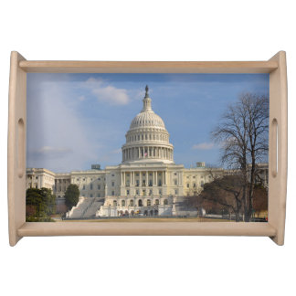 Washington DC Capitol Hill Building Serving Tray