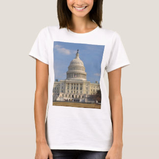 Washington DC Capitol Hill Building T-Shirt