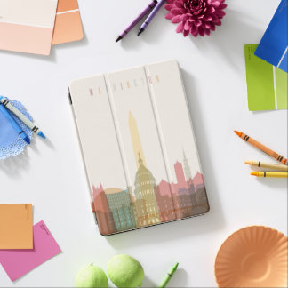 Washington, DC | City Skyline iPad Air Cover