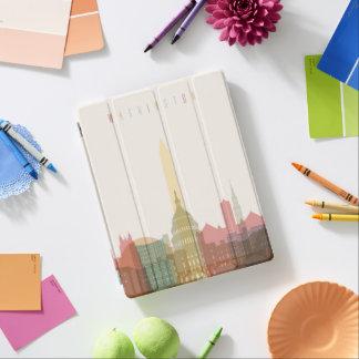 Washington, DC   City Skyline iPad Cover