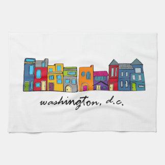 Washington, DC Dishtowel Kitchen Towel