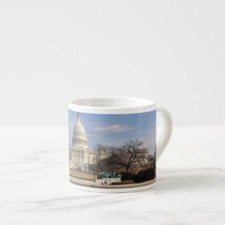Washington DC Espresso Cup