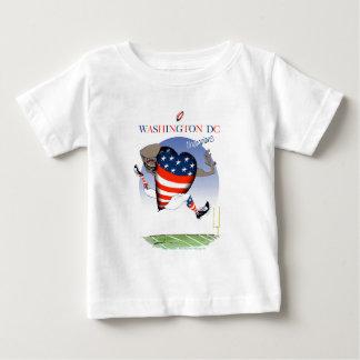 Washington DC football champs, tony fernandes Baby T-Shirt