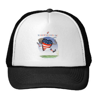 Washington DC football champs, tony fernandes Trucker Hat