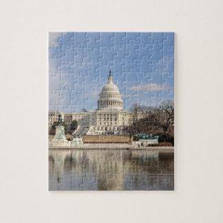 Washington DC Jigsaw Puzzle
