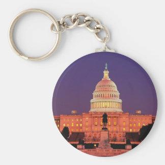 Washington DC Keychain