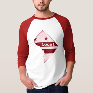 Washington DC Local T-Shirt