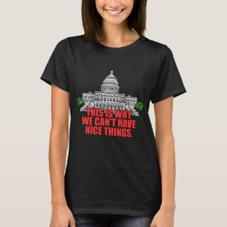 Washington DC Nice Things T-Shirt