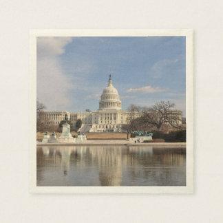 Washington DC Paper Napkin