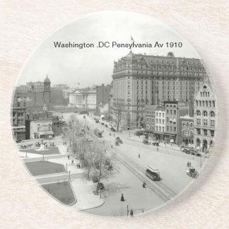 Washington .DC Pensylvania Av Coaster