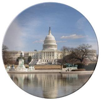 Washington DC Plate