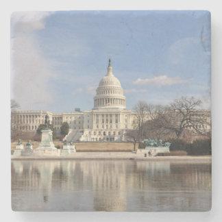 Washington DC Stone Coaster