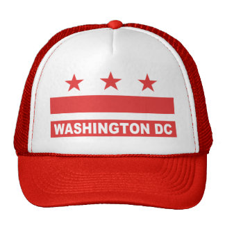 Washington DC Trucker Hat