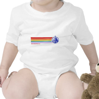 Washington DC Baby Bodysuit