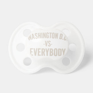 Washington DC Vs Everybody Pacifier