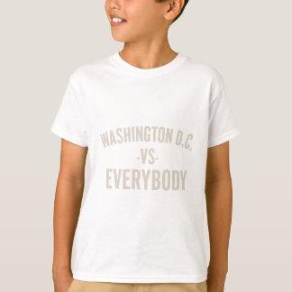 Washington DC Vs Everybody T-Shirt