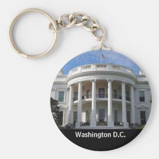 Washington DC White House Keychain