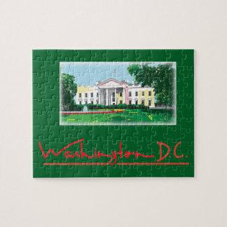 Washington DC - White House Puzzle