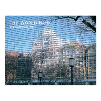 Washington, DC: World Bank Postcard