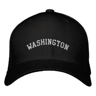 Washington Embroidered Hat