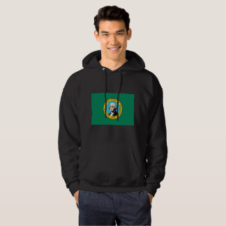 Washington Flag Hoodie
