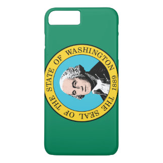 Washington Flag iPhone 8 Plus/7 Plus Case