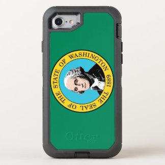 Washington Flag OtterBox Defender iPhone 8/7 Case