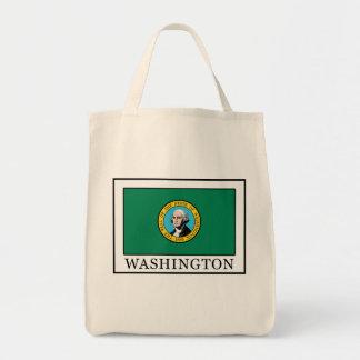 Washington Grocery Tote Bag