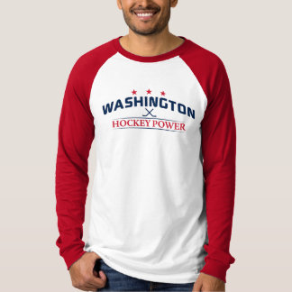 Washington Hockey Power Long Sleeve T-Shirt