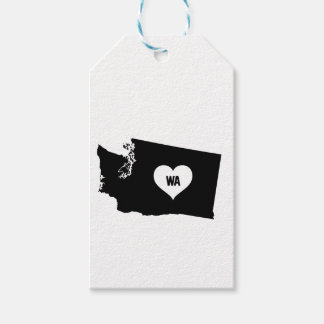 Washington Love Gift Tags