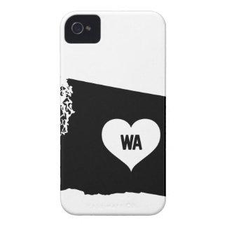 Washington Love iPhone 4 Case-Mate Case