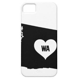 Washington Love iPhone 5 Cases