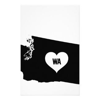 Washington Love Stationery