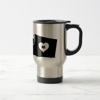 Washington Love Travel Mug