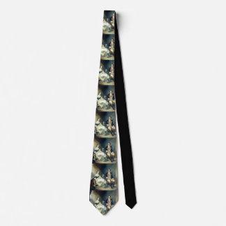 Washington & Martha Tie