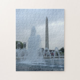 Washington Memorial Puzzles