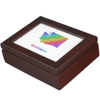 Washington Memory Boxes