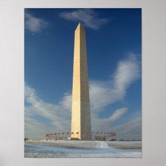 Washington Monument 11x14 Poster