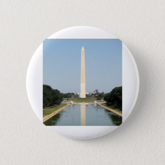 Washington_Monument 2 Inch Round Button