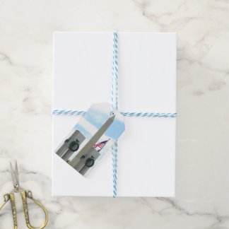 Washington Monument and WWII Memorial in DC Gift Tags