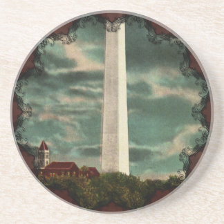 Washington Monument by Night  Coaster