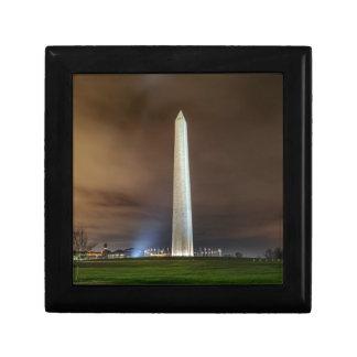 Washington Monument Keepsake Boxes