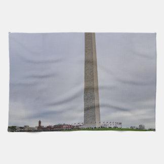 Washington Monument Towel