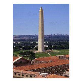 Washington Monument, Washington DC Postcard