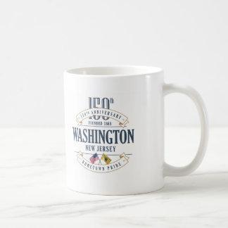 Washington, New Jersey 150th Anniversary Mug