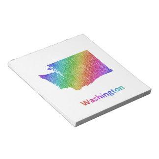 Washington Notepad