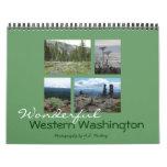 Washington occidental 2015 calendrier